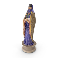 Queen Chess Piece PNG & PSD Images
