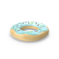 Donut Pool Float PNG & PSD Images