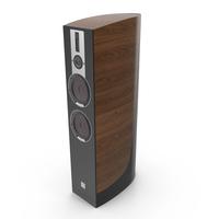 Dali Floor Audio Speaker PNG & PSD Images