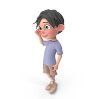 Cartoon Boy Jack PNG & PSD Images