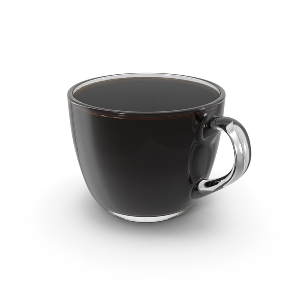 Coffee Cup Small Glass PNG & PSD Images