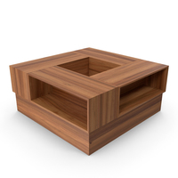 Modular Coffee Table PNG & PSD Images