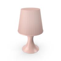 IKEA Table lamp Lampan pink PNG & PSD Images