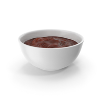 BBQ Sauce Cup PNG & PSD Images