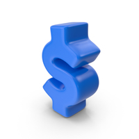 Cartoon Dollar Sign PNG & PSD Images