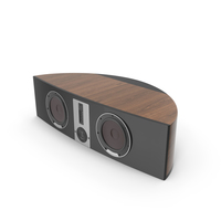 Dali Front Channel Audio Speaker PNG & PSD Images
