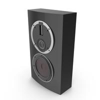 Dali Wall Audio Speaker PNG & PSD Images