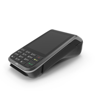Verifone Payment Terminal PNG & PSD Images