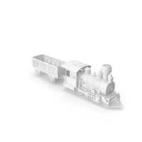 White Train PNG & PSD Images