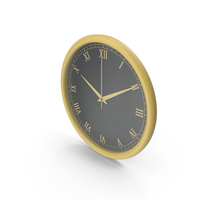 Wall Clock PNG & PSD Images