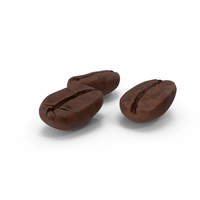 Roasted Coffee Beans PNG & PSD Images