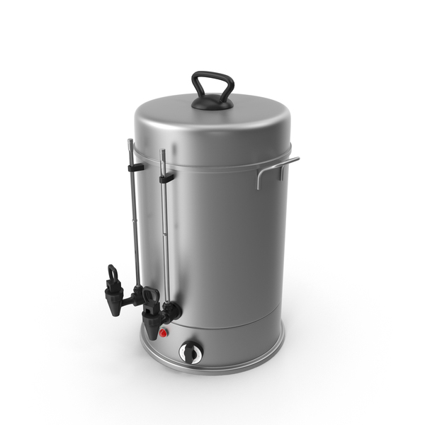 Electric Tea Dispenser PNG & PSD Images