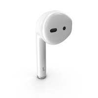 Airpod Left PNG & PSD Images