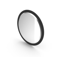 Round Mirror PNG & PSD Images