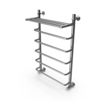 Heated Towel Rail PNG & PSD Images