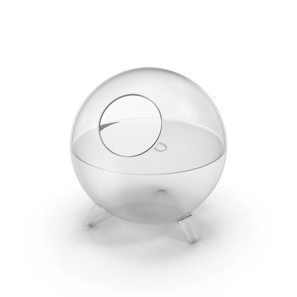 Spherical Aquarium PNG & PSD Images