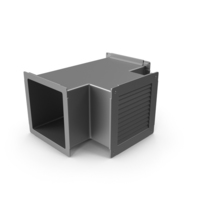 Air Duct With Vent PNG & PSD Images