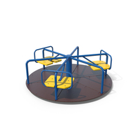 Playground Carousel PNG & PSD Images