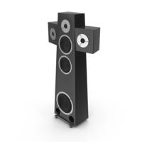 High End Speaker PNG & PSD Images