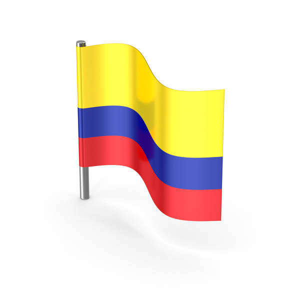 Colombia Flag PNG & PSD Images