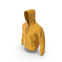 Yellow Hoodie PNG & PSD Images