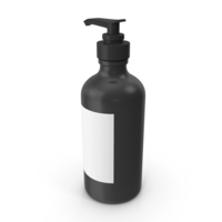 Pump Bottle PNG & PSD Images