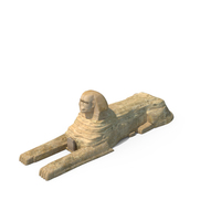 The Great Sphinx PNG & PSD Images