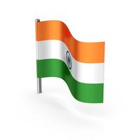 India Cartoon Flag PNG & PSD Images