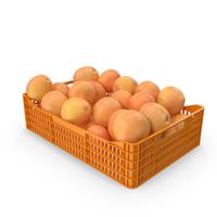 Grapefruit Crate PNG & PSD Images