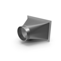 Air Duct Adapter PNG & PSD Images