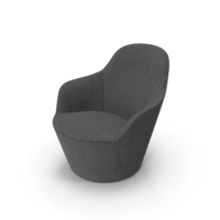 Harbor Armchair PNG & PSD Images