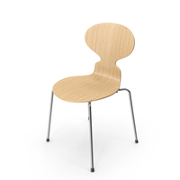 Fritz Hansen Ant Chair PNG & PSD Images