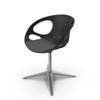 Fritz Hansen Rin Chair PNG & PSD Images