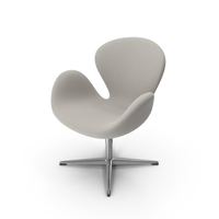 Fritz Hansen Swan Chair PNG & PSD Images