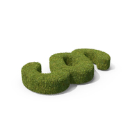 Grass Section Symbol on Ground PNG & PSD Images