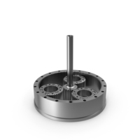Rotary Gear Mechanism PNG & PSD Images