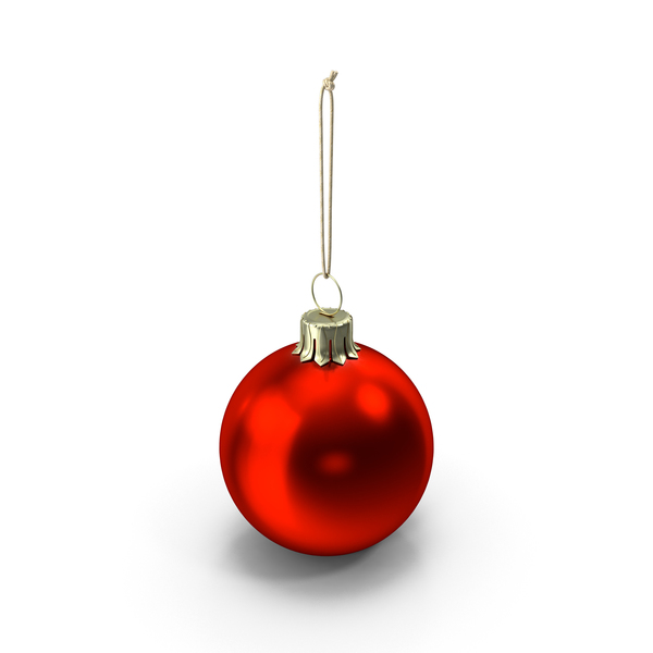 Christmas Ornament PNG & PSD Images