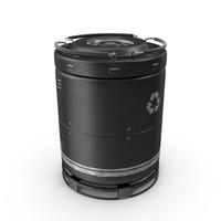 Sci-Fi Barrel PNG & PSD Images