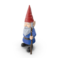 Garden Gnome PNG & PSD Images