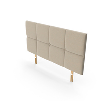 Headboard Oatmeal PNG & PSD Images