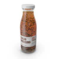 Smoked Garlic & Peppercorn Dressing PNG & PSD Images