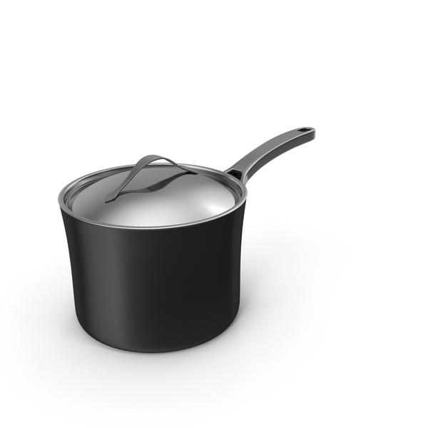 Cookware 3 Qt Pot PNG & PSD Images