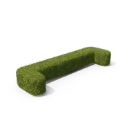 Grass Open Bracket Symbol on Ground PNG & PSD Images