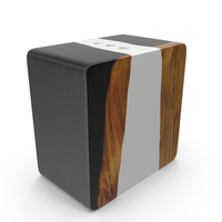 Malcolm Petrified Wood Salt And Pepper PNG & PSD Images
