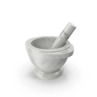 Marble Mortar Pestle PNG & PSD Images