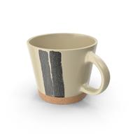 Open Lane Clay Mug PNG & PSD Images