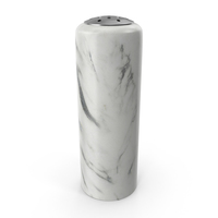 Marble Salt Mill PNG & PSD Images