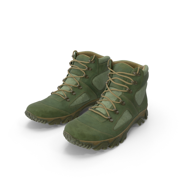 Hiking Boots PNG & PSD Images