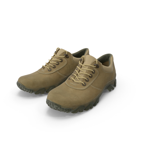 Coyote Military Shoes PNG & PSD Images