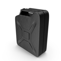 Gas Can Black PNG & PSD Images
